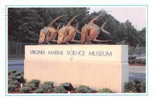 Virginia Marine Science Museum - Virginia Beach, Virginia
