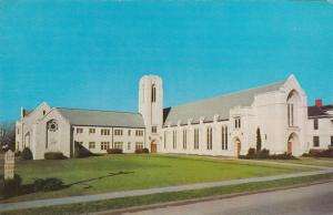 SEGUIN, Texas, 40-60s;  First Methodist Church