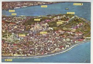 P592 JLs vintage air view istanbul ve guzelllikleri