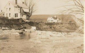 RP: CAVENDISH , Vermont, 1927 ; Flood