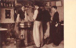 Saloon San Francisco, CA., USA Brewery Unused