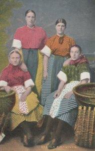 SCOTLAND , 00-10s ; Fishwives