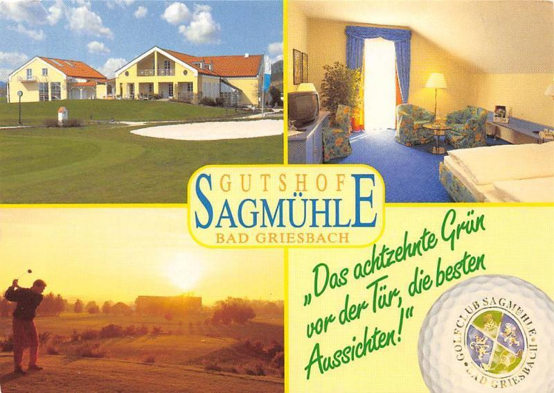 Bad Griesbach Gusthof Sagmuehle Pension Sunset