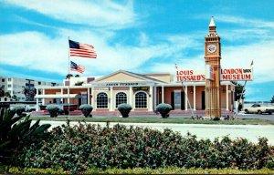 Florida St Petersburg Beach London Wax Museum