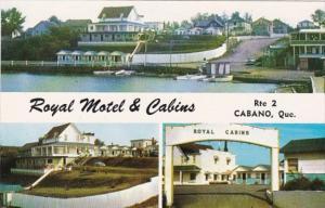 Canada Quebec Cabano Royal Hotel & Cabins