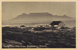 Table Mountain from Blaauwberg Strand,  South Africa , 10-30s