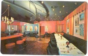 Interior View Dorsey's Hotel Restaurant Dayton Washington WA