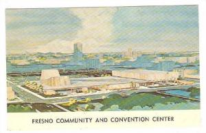 Community Center , FRESNO , California, 40-60s