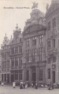 Bruzelles, Grand' Place, Belgium, 00-10s
