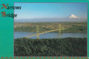 Washington Tacoma The Narrows Bridge