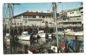 Fisherman's Wharf, San Francisco, Ca