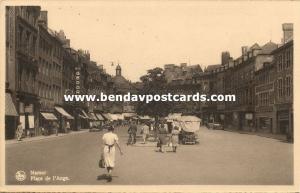 belgium, NAMUR NAMEN, Place de l'Ange (1930s)