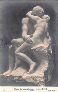 Le Baiser Auguste Rodin Unused