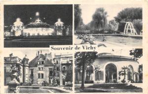 France Souvenir de Vichy Multiviews 1952