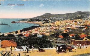 Portugal Madeira Funchal Panorama
