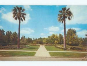 Pre-1980 APPLEGATE PARK Merced California CA c8467