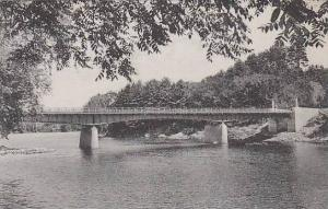New Hampshire Hanover Ledyard Bridge Across Connecticut Riverertype