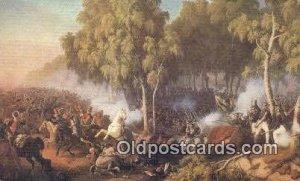 Guesse - Battle near Krasnoe Art Unused light wear