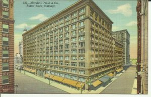 Marshall Field & Co., Retail Store, Chicago