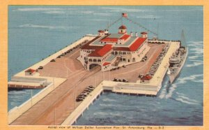 Bird's Eye View,Millon Dollar Pier,St Petersburg,FL
