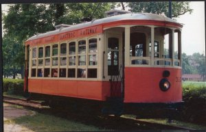 IN Trolley Trollies Transit Streetcar Spring Valley Electric Ry #313 1950s-1970s