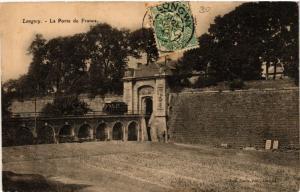 CPA  Longwy - La Porte de France  (483928)