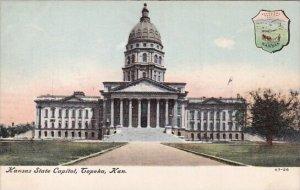 Kansas State Capitol Topeka Kansas