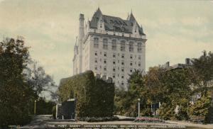 WINNIPEG , Manitoba, 1900-10s ; Fort Garry Canadian National Railways' Hotel