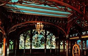 Michigan Detroit D & C Steamer City Of Detroit Gothic Room