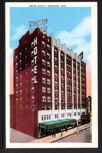 Hotel Raulf,Oshkosh,WI