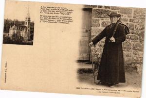 CPA Les Tourailles (Orne) - Constuction de la Nouvelle Eglise (250147)