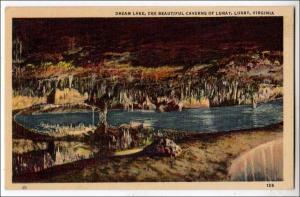 Dream Laek, Caverns of Luray VA