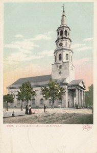 CHARLESTON , South Carolina , 1901-07; St. Michael's Church, version 5