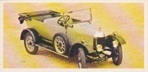 Craven Black Cat Vintage Cigarette Card Vintage Cars No 17 1924 Morris Great ...