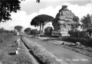 BR17820 Rue Appienne Rome    roma italy
