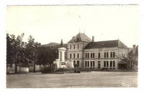RP: Matour , Saône-et-Loire department , Bourgogne , France PU-1957; Groupe ...