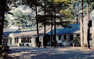 Virginia Accomac Whispering Pines Motel Hotel