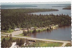 Fallview Camp , PERRAULT FALLS , Ontario , Canada , 50-60s