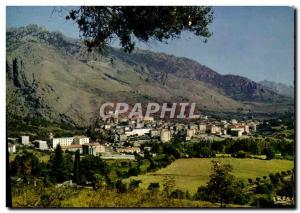 Postcard Modern Corte Vue Generale City