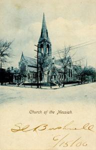 MO - St Louis. Church of the Messiah