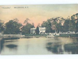 Divided-Back BUILDING Millbrook - Near Kingston & Poughkeepsie NY H5677