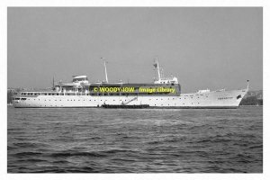mc0022 - Russian Liner - Uzbekistan , built 1961 - photo 6x4