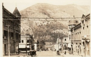 RP, NELSON , British Columbia, Canada, 1910s ; Street View