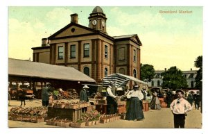 Canada - ON, Brantford. The Market
