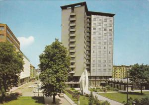 BRNO , Czech Republic , 50-70s Interhotel Continental