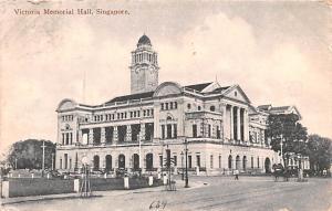 Singapore Victoria Memorial Hall  Victoria Memorial Hall