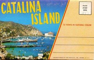 Folder - California. Catalina Island      15 views + narrative