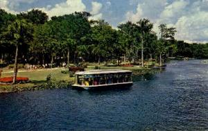 Glass Bottom Boats Silver Springs FL Unused