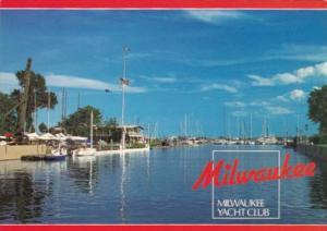 Wisconsin Milwaukee The Milwaukee Yacht Club