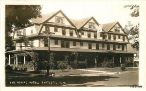 C-1910 Howard Hotel Bartlett New Hampshire RPPC Real photo postcard 9